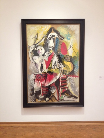 Picasso at the Modern Art museum in Cologne
