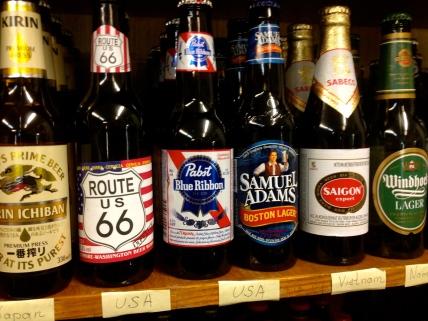 American brews :)