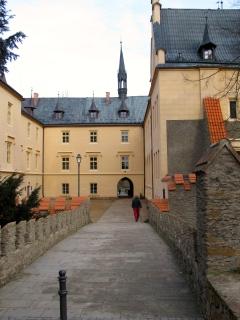 Zruč castle