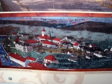 Tapestry in Kácov