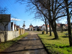 The Village of Řendějov...Studničkas lived here in house 12 from late 1700s until 1880s when they immigrated to the United States. The house was destroyed in 1955 and a new house was built around 1988. The new number of the house is 188