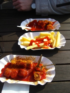 berlin's currywurst